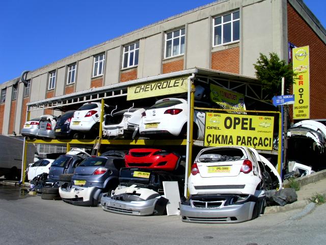 Erpar Otomotiv – Opel Çıkma Parçaları